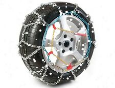 "16mm Heavy Duty Snow Chain / Chains 19"" Wheels - 4x4, Van, Car Motorhome,TXR PRO"