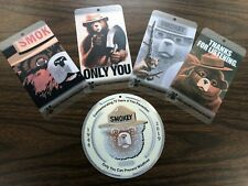 Smokey Bear 75th Birthday Limited Edition Trail Marker & Bookmark Set