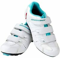 Diamondback Women's Airen Clipless Road Shoes - Size 9.5 - 87-32-413