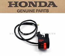 New Honda Right Bar Stop Kill Switch Throttle Housing 2000-2003 XR50R OEM  #H94
