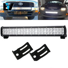Fit TOYOTA 4Runner Tacoma 20Inch LED Light Bull Bar Combo Beam RAV4 1990-2017