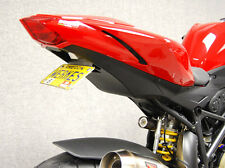 2010-2015 Ducati Streetfighter Fender Eliminator Kit. Streetfighter Tail Tidy.