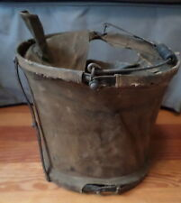 Duplex Folding Pail Co. Bucket Spout New York Distressed Theater Movie Prop