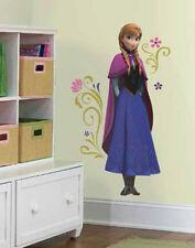 "Disney FROZEN ANNA wall stickers MURAL 10 decals 41"" room decor Elsa's sister"
