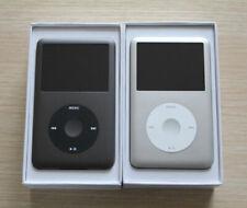 Latest Model Apple iPod Classic 7th Generation 160GB Black Silver MP3 Player