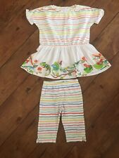 Oilily Outfit 3 Years Outfit Dress & Leggings