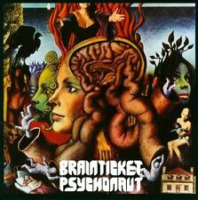 Psychonaut by Brainticket (CD, Jun-2010, Esoteric Re...