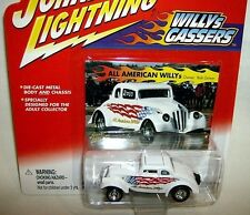JL 1/64 willys gassers ALL AMERICAN WILLYS 1933 COUPE