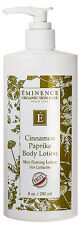 Eminence Cinnamon Paprika Body Lotion 8oz(250ml) All Skin Fresh New