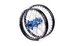 SM Pro Platinum Jeu de roue de motocross Yamaha yz yzf AVANT 21X1.60 Arrière 19x1.85