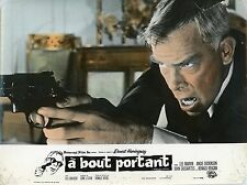 LEE MARVIN THE KILLERS ERNEST HEMINGWAY 1964 VINTAGE PHOTO LOBBY CARD N°10