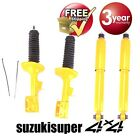 4 Front +Rear Gas Struts Shock Absorbers VT VX VU VY Commodore Ute Wagon Holden