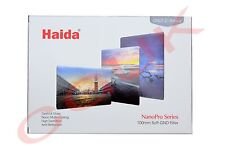 Haida NanoPro 100mm Soft Graduated Neutral Density 16x ND 1.2 Filter 4 Stop 100