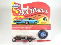Hot Wheels Twinmill Dark Brown Vintage Series Replica Redlines 1/64 Diecast NEW