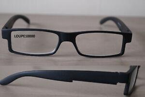 lunettes loupe de lecture 2 coloris FIN DE SERIE réf sr4063