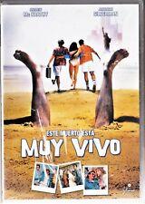 ESTE MUERTO ESTÁ MUY VIVO de Ted Kotcheff. España tarifa plana envíos DVD, 5 €