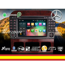 RADIO CD ANDROID 9 MERCEDES CLASE S W220 Octacore WIFI GPS BLUETOOTH MIRRORLINK