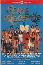 Ferie d'agosto (1995) VHS