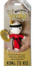 Watchover Voodoo Doll - Kung Fu Kid / Green Card (NEW)