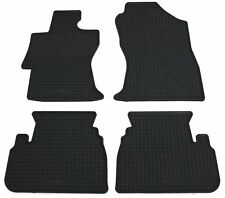 Gummifußmatten Subaru XV + Impreza 2018- Gummimatten Gummi Fußmatten Matten