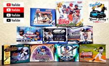 Baltimore Orioles 20-21 BASEBALL 9 BOX MIXER CASE BREAK ALL CARDS SHIPPING