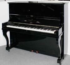 Klavier Steinway & Sons K-132, schwarz poliert, Nr. 160385, 5 Jahre Garantie