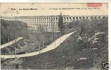 52 - cpa - CHAUMONT - Le viaduc ( i 4136)