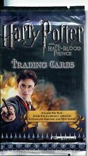 Harry Potter & The Half Blood Prince Factory Sealed Hobby Packet / Pack