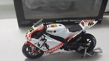 Valentino Rossi. Yamaha YZR-M1. MotoGP 2007. GP Australia.  Minichamps 1/12