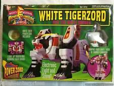 Mighty Morphin Power Rangers MMPR White Tigerzord and White Ranger Set Bandai