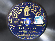 78rpm ANTON HEKKING Cello - CHOPIN Nocturno - ACOUSTIC ODEON BERLIN 1911
