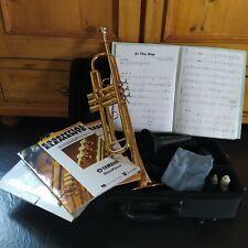 Yamaha Trompete YTR4335G  rosegold