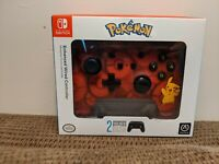 Nintendo Switch PowerA Pokemon Enhanced Wired Controller Pikachu - NEW