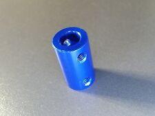 "6.35mm x 8mm 1/4"" Small Rigid Shaft Coupler Stepper Motor CNC Coupling Nema 23"