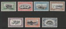 Falkland Islands 1933 Centenary set to 6d SG 127-133 Mint.