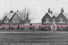 HA 15 - Victoria Hospital, Winchester, Hampshire c1907 - 6x4 Photo