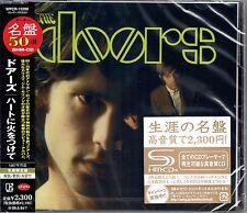 The Doors The Doors JAPAN SHM - CD+3 Bonus Titel 2008 verpackt wpcr-13280