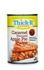 Thick-It Caramel Flavored Apple Pie Puree, 15 oz cans, case of 12 - Item H317