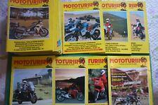 LOTTO 22 MAGAZINE MOTOTURISMO DAL 1987/1994 IL PIACERE DI ANDARE IN MOTO VIAGGI