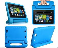 New Foam EVA Shock Proof Kids Case Cover with Handle For Apple iPad 2/3/4 - Blue