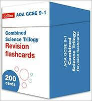 New AQA GCSE 9-1 Combined Science Revision Flashcards (Collins GCSE 9-1 Revision