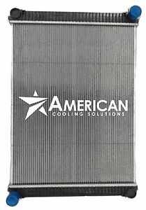 (24110) Freightliner M2 Truck Radiator Fits M2 MM 106 Business & Sterling Acterr