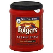 Folgers Medium Ground Coffee Classic Roast 320g 11oz (American) - PACK OF 6