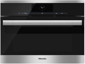 """Miele DGC6700-1XL ContourLine M-Touch Series 24"""" Single Steam Oven 1.7 Cu. Ft."""