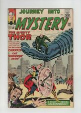 JOURNEY INTO MYSTERY #101 VG, Thor, Tomorrow Man, Jack Kirby cover & art, 1964