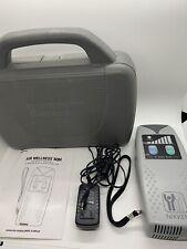 nikken air purifier Tester