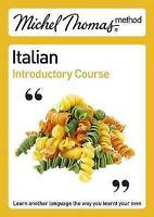 Good, Italian With Michel Thomas Introductory Short Course CD, Thomas, Michel, B