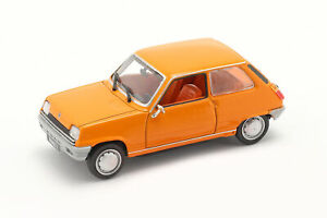 Renault 5 (R5) Baujahr 1972 orange 1:43 Norev