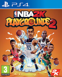 NBA 2K Playgrounds 2 PS4 PLAYSTATION 4 Take Two Interactive