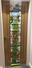 1980's Vintage Jack & The Bean Stalk Height Measuring Wall Chart 2m James Galt